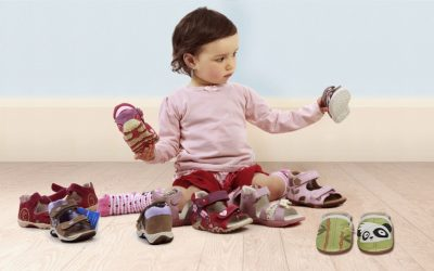 10 Tipps für den Kauf von Kinderschuhen